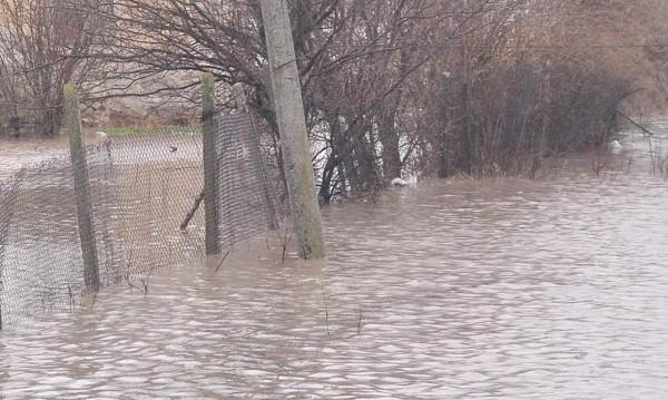 Частично бедствено положение в община Бургас