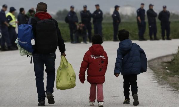 5800 бежанци пробвали да влязат у нас през 2017-а