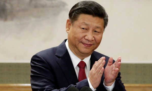 Си Цзинпин се извисява като колос над всичко, съпротива е немислима!