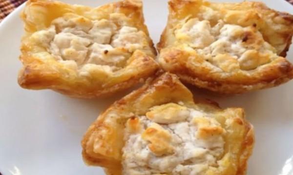 Рецептата Dnes: Тарталети със сирене бри и ядки
