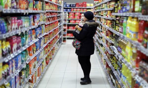 Храните – задължително с етикет на български