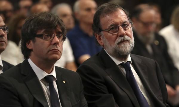 Непреклонните лидери, на които се дължи каталунската криза