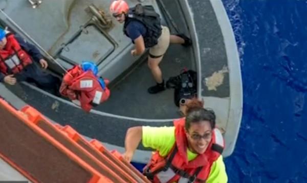 Спасиха две жени след 5 месеца бедстване в Океана