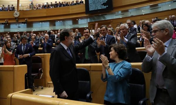 Рахой обеща: Задейства ли се член 155, първо уволнява Пучдемон