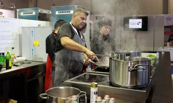 Професионалният кулинар се нуждае от модерно оборудване