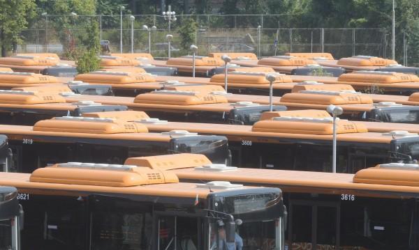 """Автобуси от """"Метростанция Вардар"""" до Новата гора"""