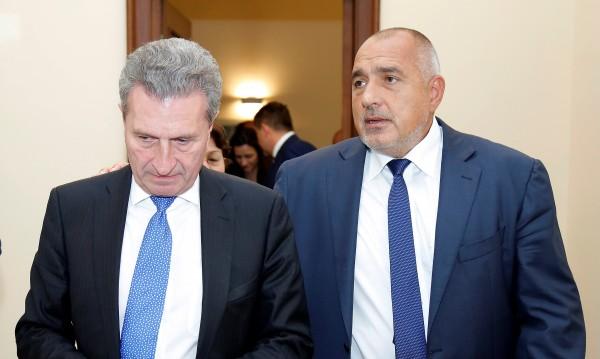 Борисов: Очакваме максимален резултат от срещата на ЕС в София