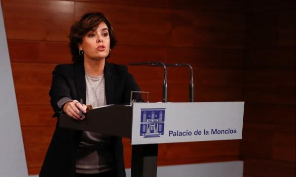 Каталуния минава под контрола на испанския вицепремиер
