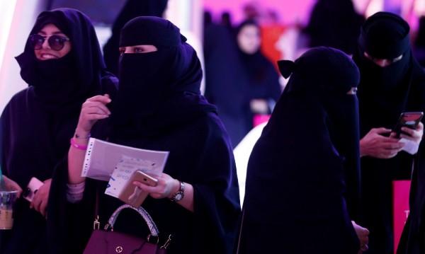 Пускат жените в Саудитска Арабия и на спортни събития