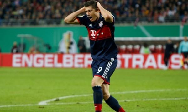 Байерн без Левандовски в Шампионска лига