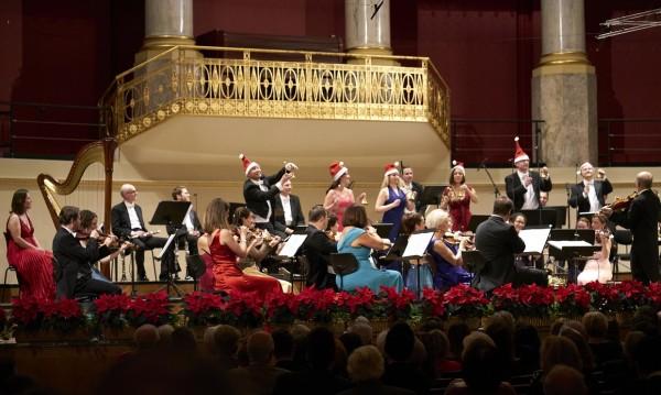 """Кралете на валса"" Strauss Orchestra Vienna отново у нас"