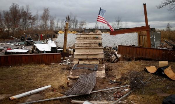 1,5 милиона домакинства без ток в САЩ заради силна буря