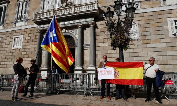 Испанският КС отмени независимостта на Каталуния