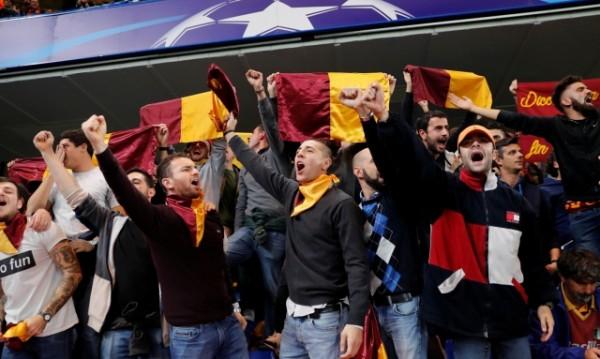 Зверско меле в Рим! Тифози на Рома пребиха фенове на Челси