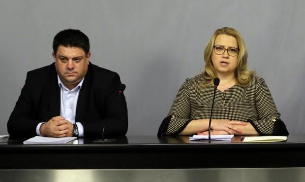 БСП отвръща на ГЕРБ: Силна опозиция сме и това ви изнервя!