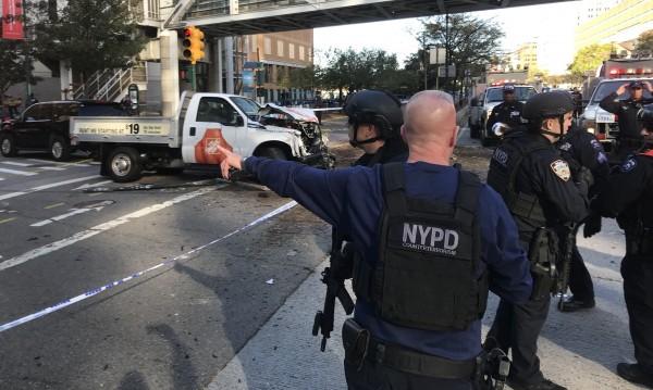 Стрелба в Ню Йорк: Мъж рани най-малко шестима в Манхатън