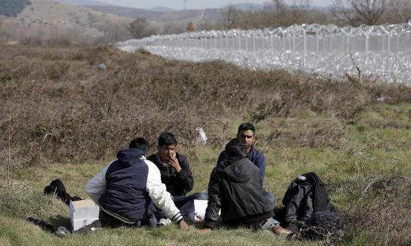 """Граничари на """"заплата"""" при каналджии, изкарват по 60 бона"""