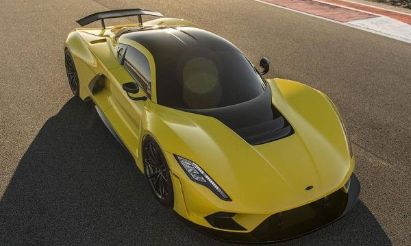Hennessey извади на светло най-бързия автомобил на планетата