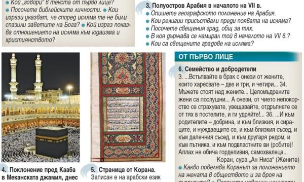 Жената – по-долу от мъжа! Скандал с урок за Корана в  VI клас