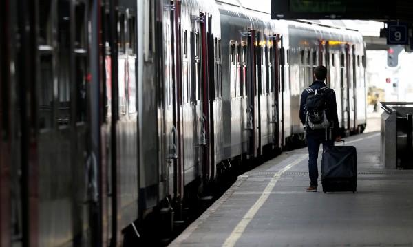 Белгийските железници разследват пенсионерско парти