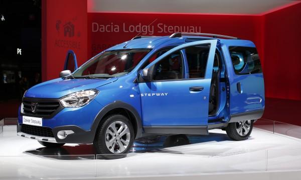 Най-популярния модел кола у нас – румънската Dacia Dokker