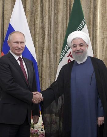 """Аятоласите ли ще сочат пътя на Путин? Ще има ли """"вечен съюз"""" с Иран"""