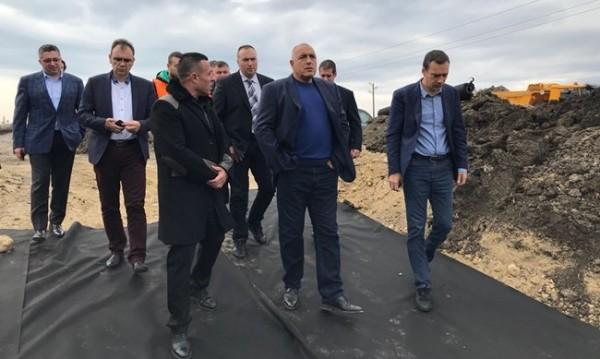Щетите по инфраструктурата в Бургаско за 4,3 млн. лв.