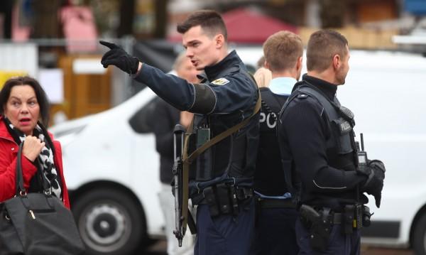 Отново протест в Германия, 15 полицаи са ранени
