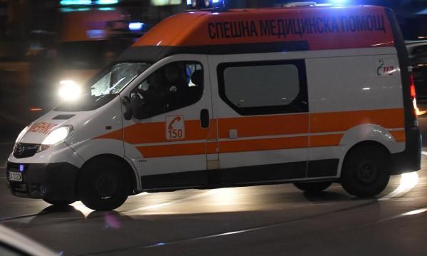 Млада жена загина при катастрофа край Велико Търново