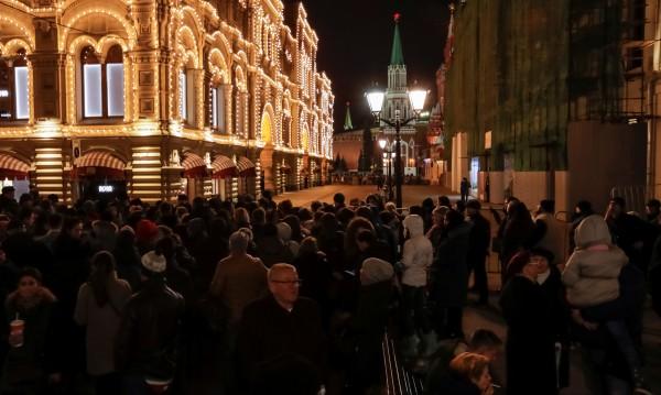 В Русия задържаха стотици, последвали призив на екстремист