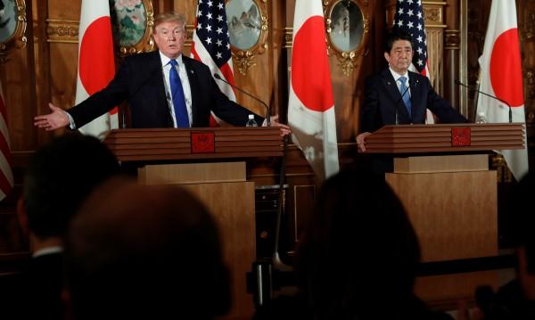 Тръмп: Повече няма да търпим провокациите на КНДР!