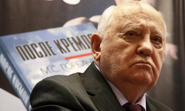 Горбачов песимист: Демократична Русия – след десетилетия!