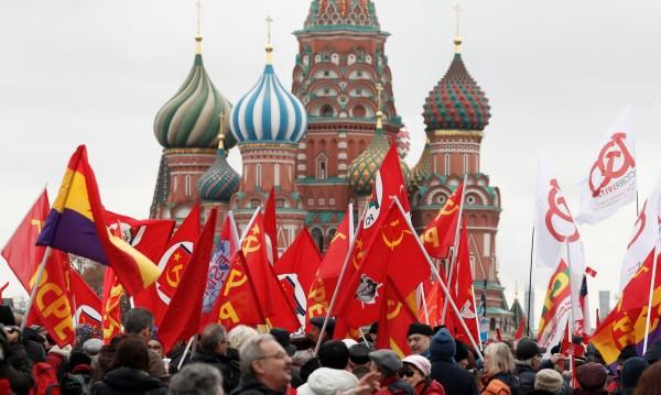 Век от Октомврийската революция – в Русия тихо и без блясък