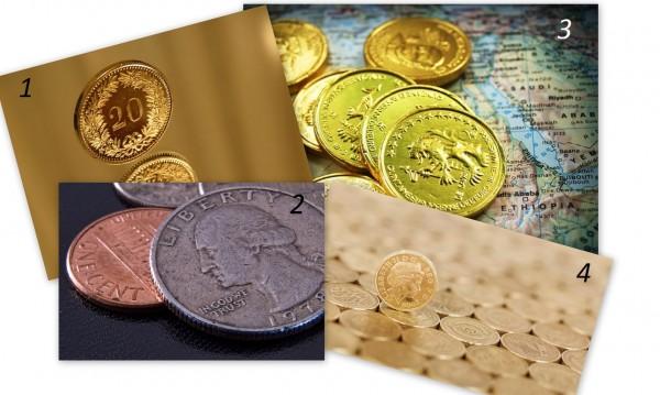 Тест с монети показва дали ще забогатеете