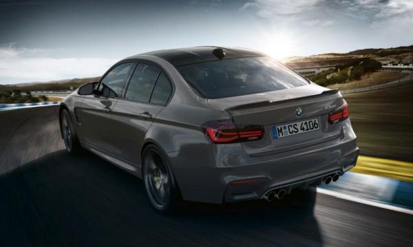 BMW впечатли с хардкор-версия на M3