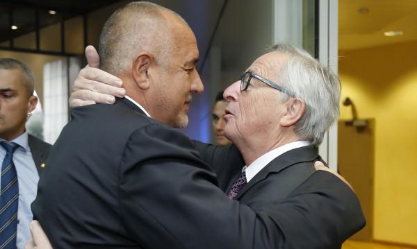 Юнкер ни хвали, хвали и отсече: Готови сте за еврозоната!