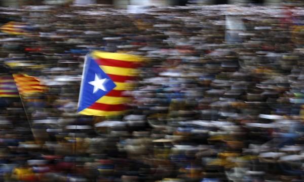 """Барселона иска: Освобождаване на """"политизатворниците"""""""