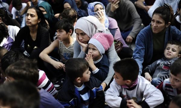 В Одринско хванаха 575 мигранти при опит да минат в България и Гърция