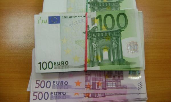 Митничари задържаха контрабандни 30 000 евро на Капитан Андреево