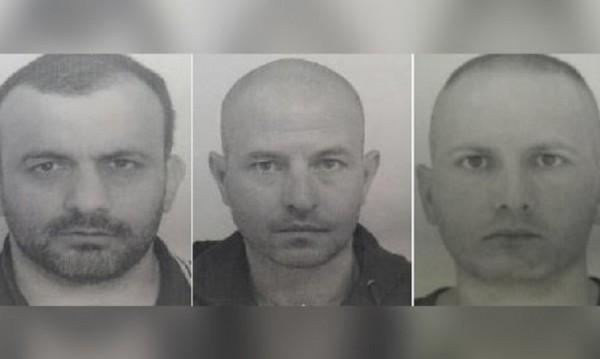 МВР разкри кои са тримата, търсени за взривените банкомати