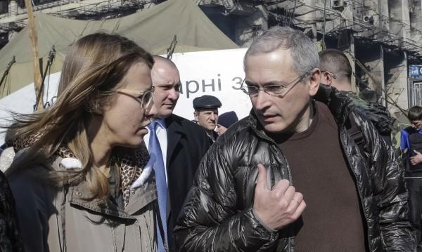 Кой срещу кого и с кого за президентските избори в Русия?