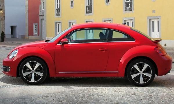 И Volkswagen Beetle мина на ток. Защо ли?
