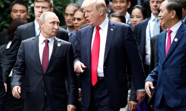 Путин за Тръмп: Добронамерен е! Доналд отвръща: С най-добри чувства!