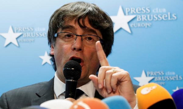 Кметицата на Барселона: Пучдемон ни доведе до катастрофа