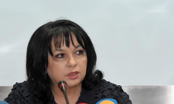 Министър Петкова: Без руски газ няма как да има газов хъб!