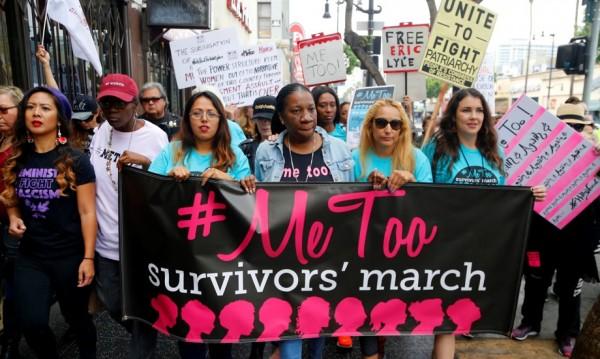 Холивуд изригна, протестира и скандира: #АзСъщо!