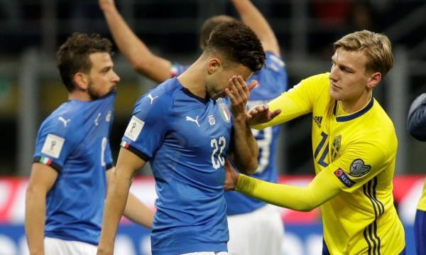 Сензацията е факт! Италия няма да играе на световното в Русия