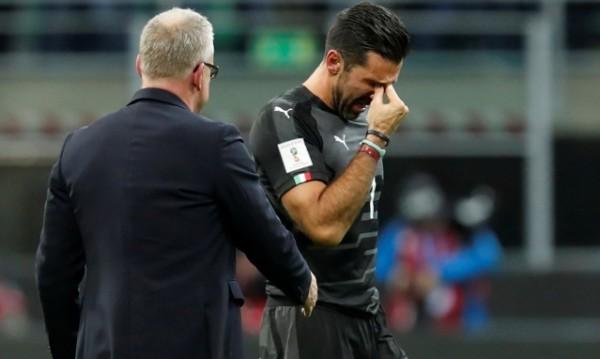 Големият Буфон на сбогуване: Мъчно ми е за Италия!