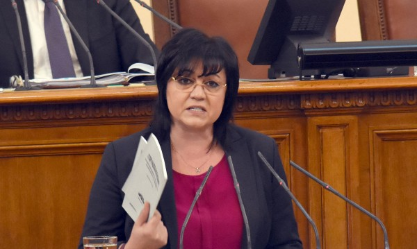 И БСП иска оставки – на МВР шефа, на вицето Симеонов