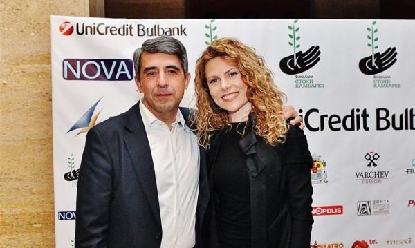 Плевнелиев призна: Връзката ни с Деси Банова е хармонична!